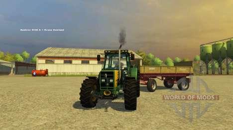 Inspector для Farming Simulator 2013