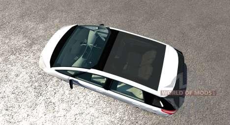 Citroen C4 Picasso для BeamNG Drive
