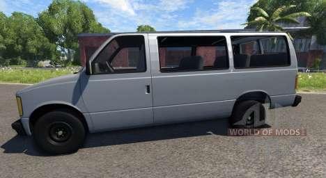 Gavril H-Series Passenger для BeamNG Drive
