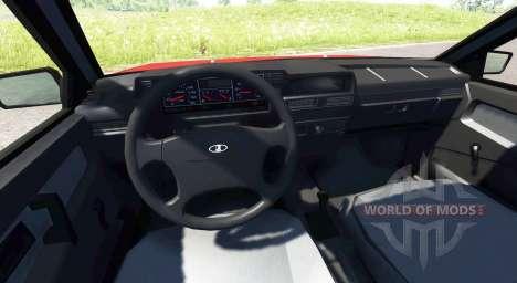 ВАЗ-2108 для BeamNG Drive