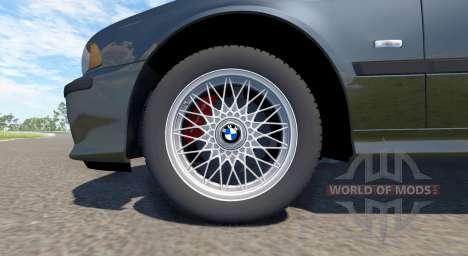 BMW M5 E39 для BeamNG Drive
