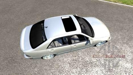 Lexus IS300 для BeamNG Drive