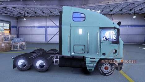 Freightliner Argosy для Euro Truck Simulator 2