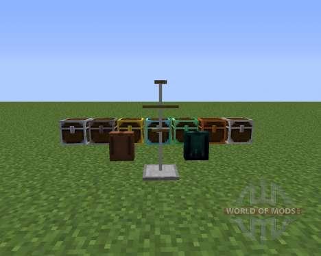 Better Storage Mod для Minecraft