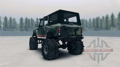 УАЗ-3172 для Spin Tires