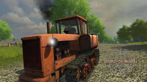 HUD Hider v1.13 для Farming Simulator 2013