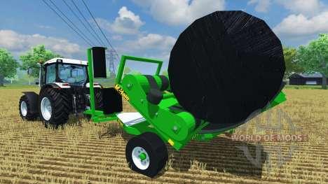 McHale 991 [Black] для Farming Simulator 2013