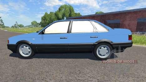 Volkswagen B3 для BeamNG Drive