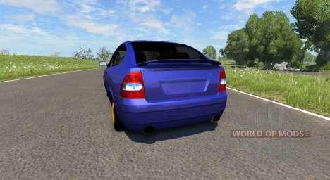ВАЗ-21728 для BeamNG Drive