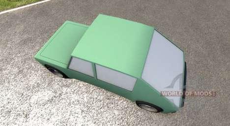 DSC Toy Car для BeamNG Drive