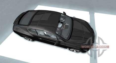 Bentley Continental GT 2011 для BeamNG Drive