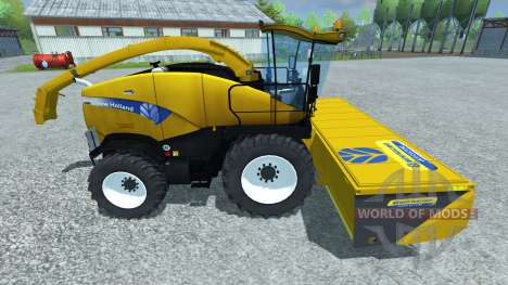 New Holland FR9050 для Farming Simulator 2013