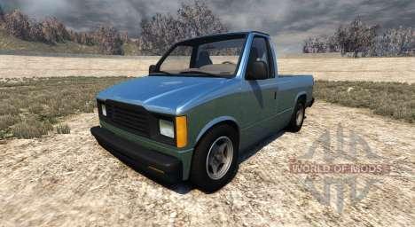 Gavril H-Series Pickup для BeamNG Drive