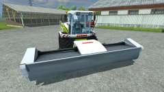 CLAAS Jaguar 900 для Farming Simulator 2013