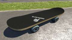 Скейтборд для BeamNG Drive