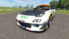 Mazda RX-7 Drift Arial для BeamNG Drive