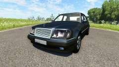 Mercedes-Benz E500 W124 для BeamNG Drive