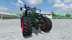 Fendt 939 Vario v2.1 для Farming Simulator 2013