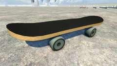 DSC Skateboat для BeamNG Drive