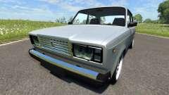 ВАЗ-2107i для BeamNG Drive
