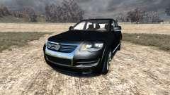 Volkswagen Touareg R50 для BeamNG Drive