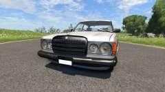 Mercedes-Benz 230 W123 для BeamNG Drive