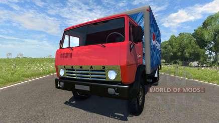 КамАЗ-5325 Pepsi для BeamNG Drive
