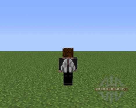 Survival Wings для Minecraft