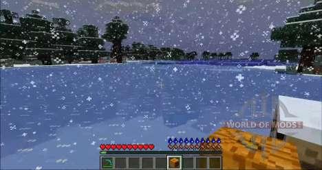 Жажда для Minecraft