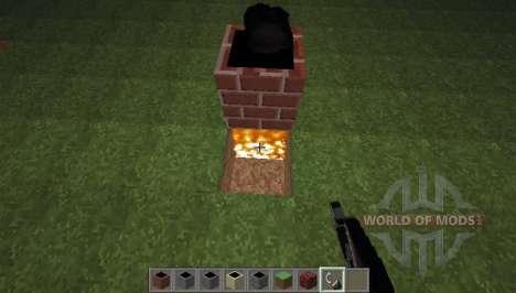 Дымоходы для Minecraft
