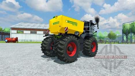 Цистерна Amazone TX 118 для Farming Simulator 2013