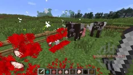 Кровь для Minecraft