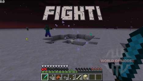 Боевая музыка для Minecraft