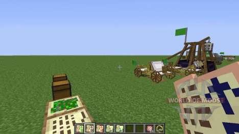 Всё для вашего замка для Minecraft