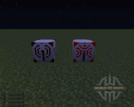 Wireless Redstone Mod для Minecraft