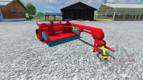 Kverneland Taarup 4028 Mower для Farming Simulator 2015