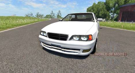 Toyota Chaser для BeamNG Drive