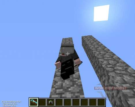 Climbing Glove для Minecraft