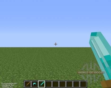 Vanilla 3D Items для Minecraft