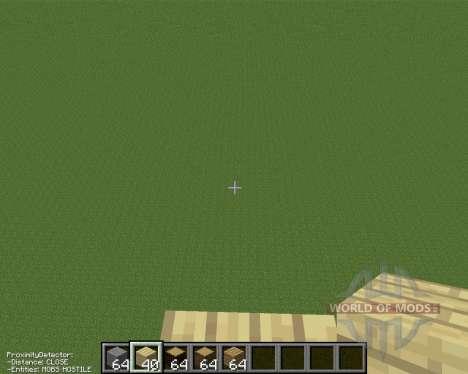 InventorySaver для Minecraft