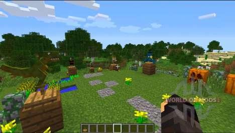 Головные уборы для Minecraft