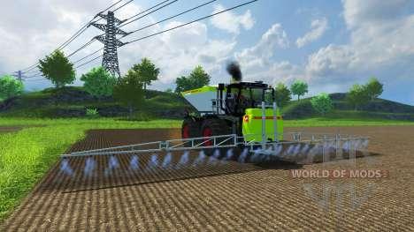 Цистерна CLAAS Xerion ST 3800 для Farming Simulator 2013