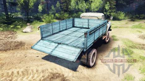 ГАЗ-52 для Spin Tires