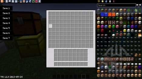 Железные сундуки для Minecraft
