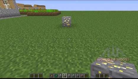 Полезный компас для Minecraft