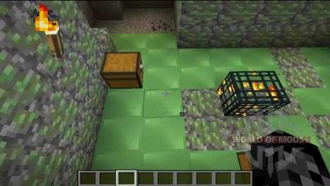 Слизневые сокровищницы для Minecraft