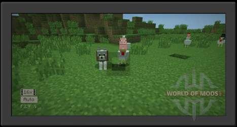 Фотокамера для Minecraft