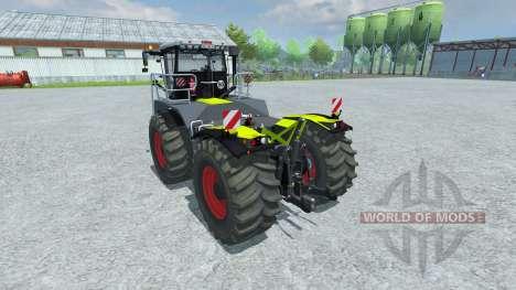 CLAAS Xerion 3800 Saddle Trac для Farming Simulator 2013