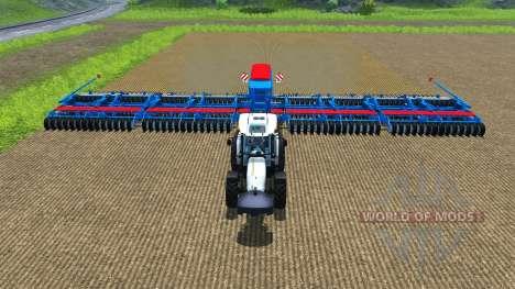 Lemken 24 pro QZ для Farming Simulator 2013