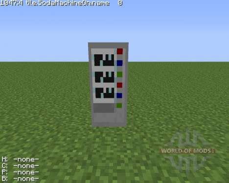SodaCraft для Minecraft